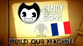 BATIM - Build our machine - French cover