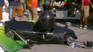 Sieben Verletzte in Rio: Seilkamera stürzt in Olympiapark