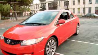 Honda 7 Day Test Drive: Civic Si Coupe / First Impressions