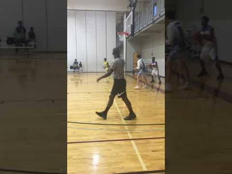 San Antonio Elite Athletes-NTBA Easter Classic - George Gervin Academy  - vs Texas Extreme -4-21-19