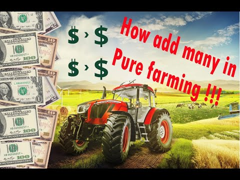 Pure farming 2018 /SK/ How put many in game !!! |