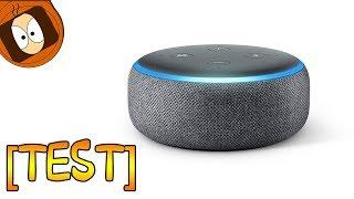 [TEST] NOUVEL ECHO DOT (3ÈME GÉNÉRATION) + ALEXA !
