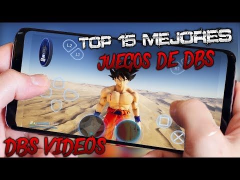 SPECIAL 28K TOP 15 Best Games Dragon Ball SUPER for Android 2018
