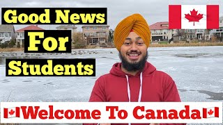Welcome To Canada||Good News For International Students||Regina||Simran Gaba||#vlog-21