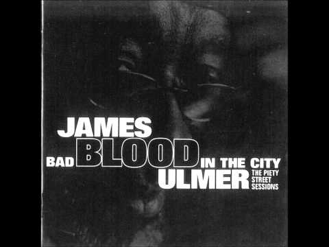 James Blood Ulmer - Commit a Crime