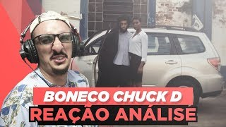 CORUJA BC1 - BONECO CHUCK D [REAÇÃO/ ANÁLISE]