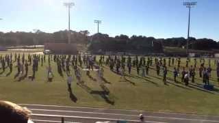 Spirit of Bartram Ocala Band Competition 2014