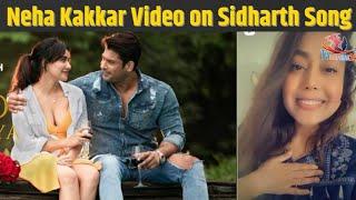 Neha Kakkar Makes a Video on her Dil Ko Karaar Aaya Song Starring Sidharth Shukla & Neha Sharma