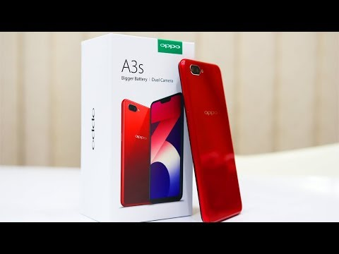 OPPO A3s Unboxing | 2gb Ram can only take you so far...