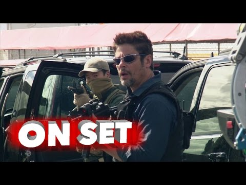 Sicario: Behind The Scenes Exclusive Featurette