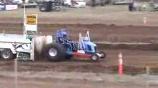 Melton Modified Tractor Pull - 2007