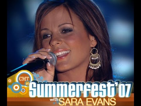 Sara Evans - Live