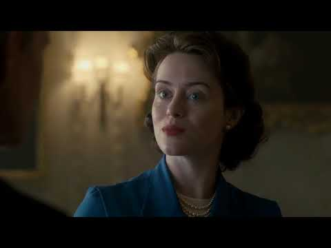 The Crown Netflix Season 2 Promo Jackie Fever: The Kennedy's Visit To Buckingham Palace