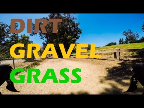 Cycling Los Angeles: Dirt, Gravel, Tarmac, Grass Riding