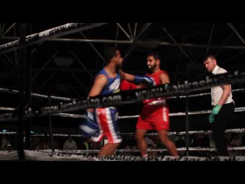 IWA Boxing 14 London - Roshan Patel VS Mohammed Mohammed