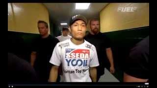 Korean Zombie Entrance - UFC on Fuel 3