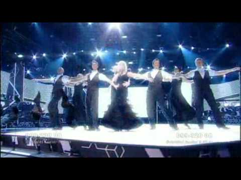 La Voix - Malena Ernman - Final Performance - Swedish Winner!
