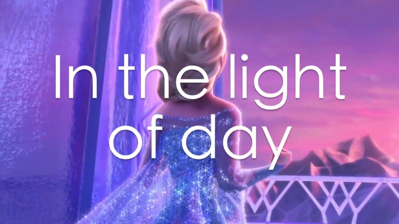 Let It Go Lyrics - Idina Menzel - YouTube  Let It Go Lyric...