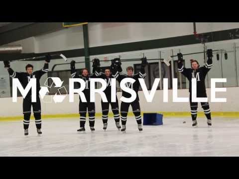 Morrisville State College Hockey Recycles