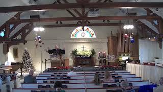 """Worship - Dec 20, 2020 - Rev Darren Morgan, """"Let It Be"""""""