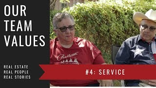 Our Team Values #4: Service - The Kelly Group Real Estate