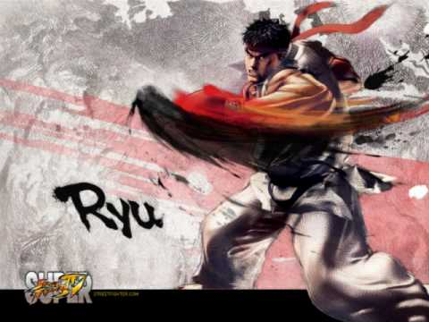 Super Street Fighter IV - Theme of Ryu