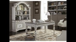 Magnolia Manor Office Desk Set by Liberty Furniture
