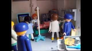 A Day in the Life of a Surgeon: Playmobil