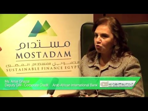 Mostadam: The first platform to promote Sustainable Finance in Egypt and MENA Region