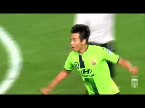 160913 ACL QUARTER FINAL-2 JEONBUK HYUNDAI MOTORS VS SHANGHAI SIPG