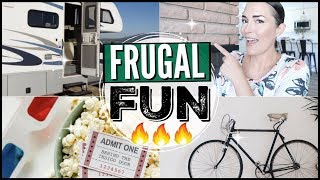 💰ULTIMATE FRUGAL FAMILY HACKS + TIPS ● FRUGAL FAMILY LIVING ● FAMILY FUN DAYS + CHEAP THRILLS Video