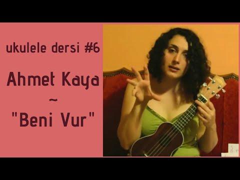 Ukulele Dersi #6 - Beni Vur (Ahmet Kaya)