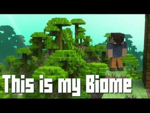 BebopVox & Brad Knauber - This is my Biome (Lyrics)