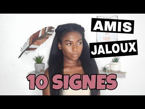 10 Signes qui montrent que votre ami(e) est jaloux ou profite de vous