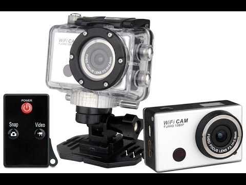 denver ac 5000w action cam 1ste test youtube. Black Bedroom Furniture Sets. Home Design Ideas