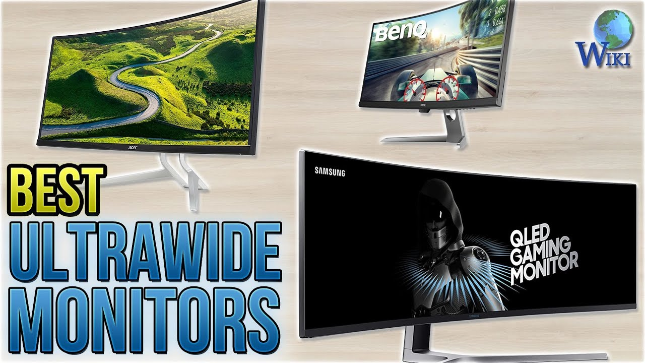10 Best Ultrawide Monitors 2018