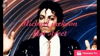 "Michael Jackson ""Hot street"" Thriller album unreleased song + TV single commercial | Audio HQ"