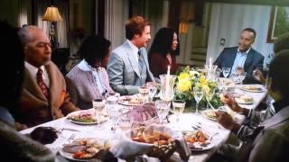 Anchorman 2 Dinner scene (Super - sized Version)