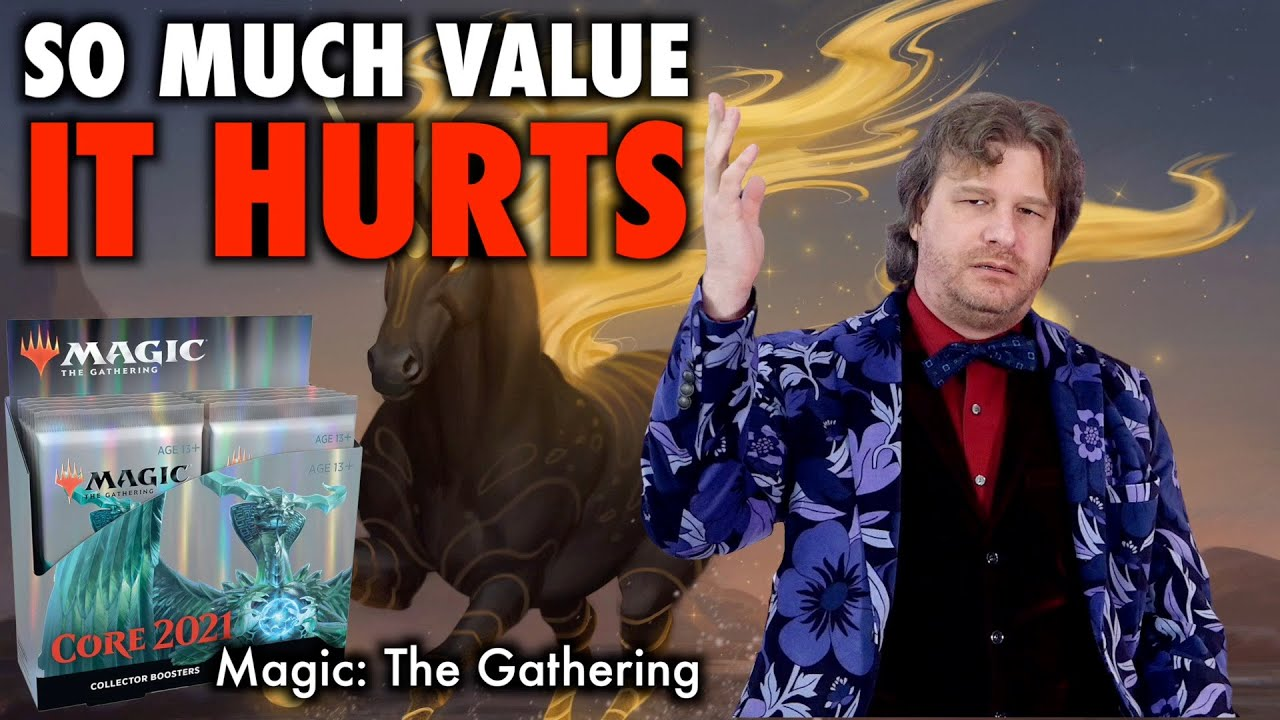 """Existence Is Suffering, So Let's Play The Collector Booster Box Game! Magic: The Gathering """"Value"""""""