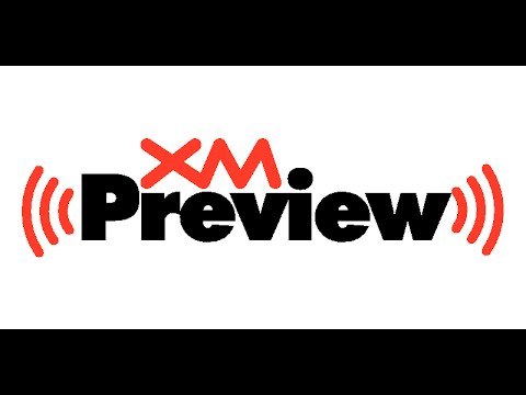 Sirius XM Preview Channel/Program Guide (Latest)