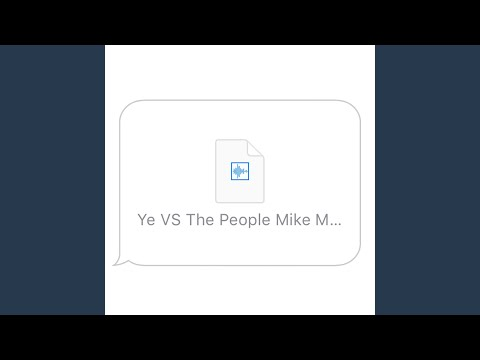 Kanye West - Ye vs The People (Ft. T.I.)