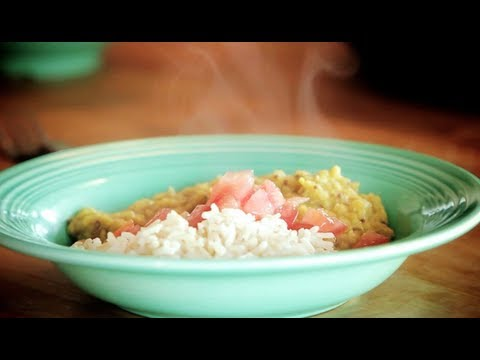 Quarrygirl Presents: At Home with Susan Feniger! Vegan Masoor Dal.