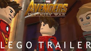 LEGO | Marvel Studios' Avengers: Infinity War - Official Trailer 2 IN LEGO