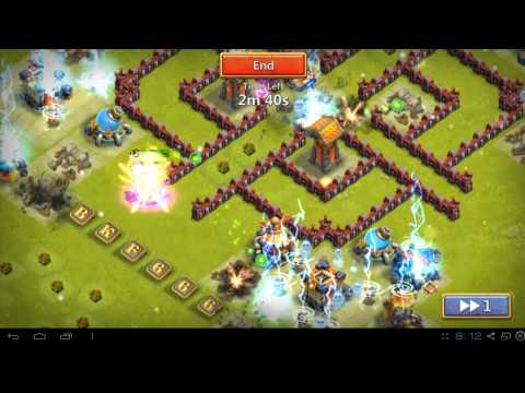 Castle Clash - Here Be Hackers - Sandseven Got Hacked