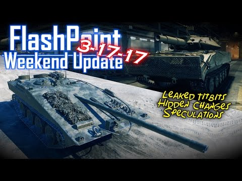 Surprise Premiums, New Lights, Chinese TD's? – FlashPoint (3-17-17)