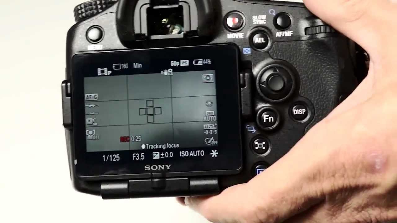 af in manual video movie mode workaround sony slt a77 youtube rh youtube com sony alpha 77 manual download sony alpha 77 user manual