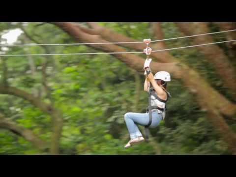 EcoAdventures, Resort Activities at La Reunión Golf Resort, La Antigua Guatemala.