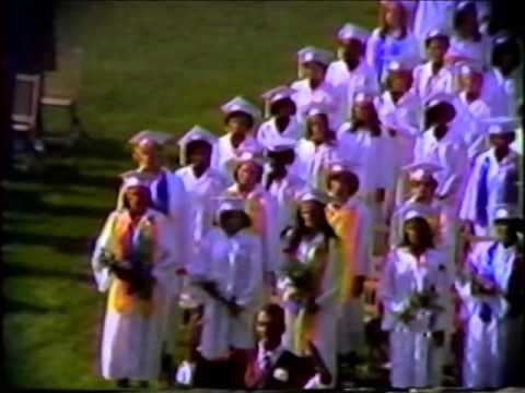 Bridgeton High School Graduation 1979