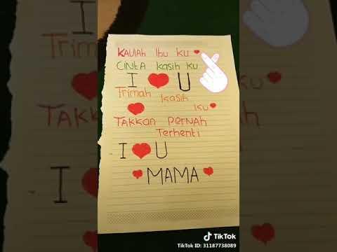 😘😘😘Oh  ibu  ku😘😘💕💕💕💕💖💖