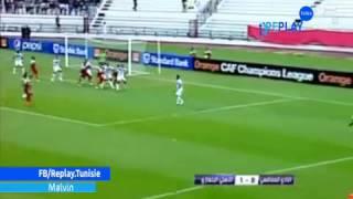 Club Sportif Sfaxien 2-1 Ahly Benghazi # First Half Goals 2017 Video
